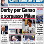 Corriere dello Sport: Derby per Ganso, è sorpasso Milan