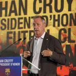 """Mondiali 2010, Cruijff infuriato contro l'Olanda: """"L'anticalcio"""""""