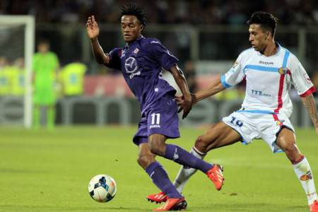 ACF Fiorentina v Calcio Catania - Serie A