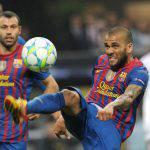 """Barcellona-Milan, Dani Alves: """"Ormai i rossoneri sono di famiglia"""""""