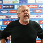 Calciomercato Napoli e Milan, De Laurentiis attacca un giornalista de La Gazzetta