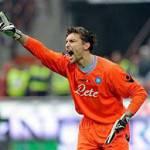 Napoli-Bayern Monaco, De Sanctis: Gomez domenica ha tirato a destra…