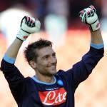 Calciomercato Napoli, De Sanctis: raggiunto l'accordo con la società, sarà in azzurro sino al 2015