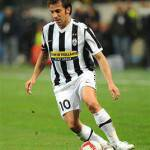 """Juventus, parla Del Piero: """"Voglio tornare a vincere"""""""