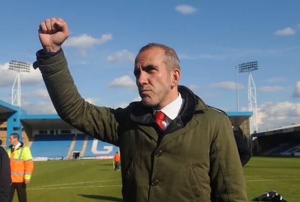 Gillingham v Swindon Town - npower League 2