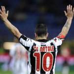Calciomercato Milan, Di Natale: grazie ad Allegri e Galliani per l'offerta ma…