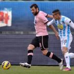Calciomercato Napoli, ag. Dossena: in caso di retrocessione del Palermo tornerebbe al San Paolo