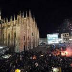 Bayern Monaco-Inter, a Milano pronti quattro maxischermi