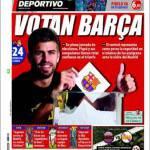El Mundo Deportivo: Voto Barcellona