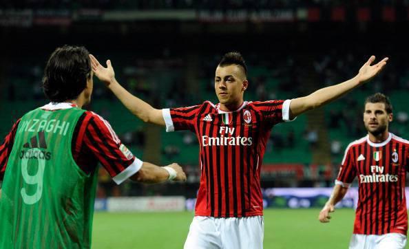 El Shaarawy20 Calciomercato Milan, El Shaarawy: il giovane attaccante vuole restare