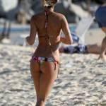 Elisabetta Canalis bikini e lato b 02 150x150 Hot, Elisabetta Canalis in bikini in Messico, lato b da favola   Foto