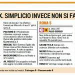 Fantacalcio Serie A, voti Gazzetta di Palermo-Roma – Pagelle in foto