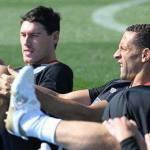 Calcio estero, tegola United: Ferdinand fermo un mese