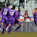 Fiorentina-Siena: tabellino e pagelle dell'incontro di Serie A