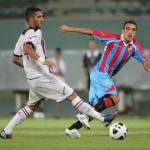 Calciomercato Milan: Lodi può arrivare ma il Catania chiede Fossati