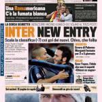 Gazzetta dello Sport: Inter new entry