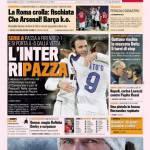 Gazzetta dello Sport: Inter ripazza
