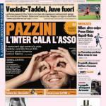 Gazzetta dello Sport: il Pazzo oggi sarà interista