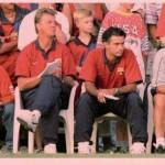 Bayern Monaco-Inter, ecco il duo Van Gaal-Mourinho ai tempi del Barcellona – Foto