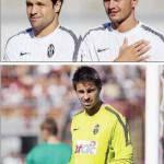 Juventus, ritorno al vecchio stile, nuovo look per Storari e Diego – Foto