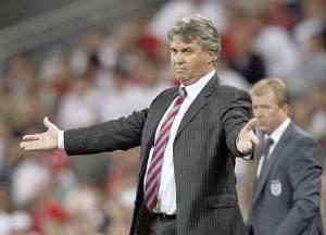 Hiddink2 300x216 Calciomercato Roma, Di Benedetto ha scelto il nuovo allenatore!