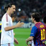 Pallone D'Oro, Ibrahimovic: Messi non ha vinto niente