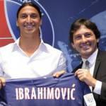 Calciomercato Milan, Ibrahimovic: Ho scelto il PSG perché è più forte dei rossoneri
