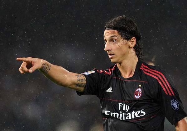 Ibra0225 Calciomercato Milan, Ibrahimovic Allegri, oggi il chiarimento?