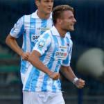 Calciomercato Napoli, Immobile: Giocare con gli azzurri sarebbe un sogno