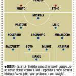 Fantacalcio, Inter-Palermo, probabili formazioni in foto