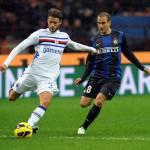 Inter-Sampdoria, voti e pagelle Gazzetta dello Sport: Palcio e Milito, che fenomeni! – Foto