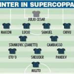 Inter, Benitez ha già in mente la formazione per la Supercoppa – Foto