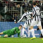 Juventus-Celtic: i gol di Matri e Quagliarella – Video