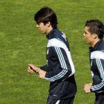 Mondiali Sudafrica 2010, nel Brasile lite in allenamento tra Kakà e Felipe Melo