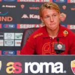 Serie A, Kjaer: felicissimo di stare alla Roma
