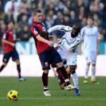 Calciomercato Inter, Palacio-Kucka, si tenta la doppia operazione con il Genoa
