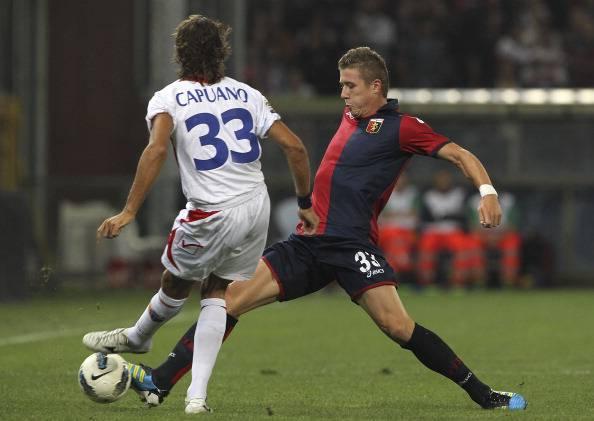 Genoa CFC v Catania Calcio  - Serie A