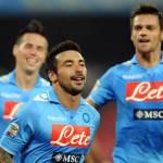 Napoli-Lecce: voti, pagelle e tabellino dell'incontro di serie A