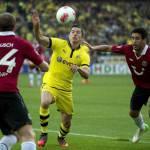 Calciomercato Juventus, Lewandowski, Paratici lo visionerà anche domani