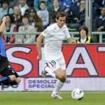 Lazio, brutte notizie dall'infermeria: Lulic out per 40 giorni. Il motivo…