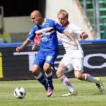 Calciomercato Sampdoria, esclusiva ag. Maccarone: disponibile a restare. Novara? Non c'è nulla…