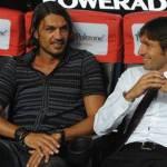 Calciomercato Milan, Maldini parla del suo futuro e difende Leonardo
