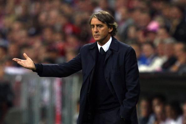 Mancini33 Manchester City vince lo scudetto col batticuore