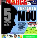Marca: la battaglia di Mou