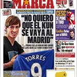 Marca, Torres: Non credo che il Kun vada al Real Madrid