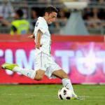 Italia, Marchisio torna a casa, niente amichevole per lui