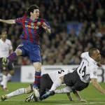 Scommesse: per il Pallone d'Oro i bookies puntano su Sneijder e Messi