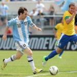 Amichevole Argentina-Brasile 4-3: Messi show, tripletta con goal vittoria straordinario – Video