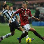Calciomercato Milan, Mexes pronto a partire, Yanga Mbiwa pronto ad arrivare