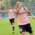 Palermo, quattro mesi di stop per l'infortunato Miccoli